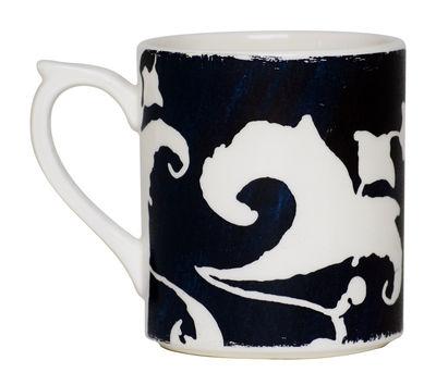 Mug Indigo / 25 cl - GIEN blanc,bleu en céramique