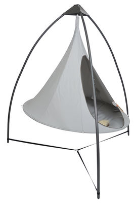 Furniture - Coat Racks & Pegs - Structure  - to hang up Cacoon tents by Cacoon - Anthracite grey - Steel
