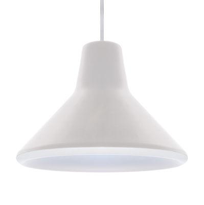 Suspension Archetype LED - Luceplan blanc en métal