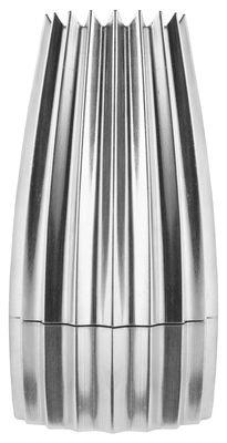 Image of Macina spezie Gring - / Pepe e sale di Alessi - Alluminio - Metallo