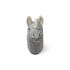 Patère Animal / Rhino - Bois sculpté main - Ferm Living