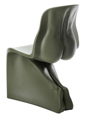 Her Sedia - / Plastica Verde salvia by Casamania | Made In Design