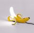 Banana Huey Table lamp - / Resin & glass by Seletti