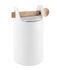 Vaso ermetico Toolbox Large - / Coperchio & cucchiaio di legno di Eva Solo
