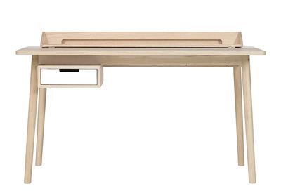 Bureau Honoré - Hartô blanc en bois