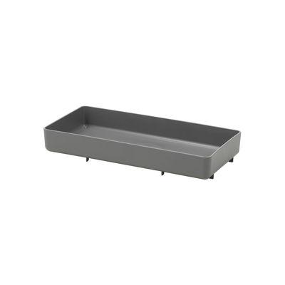 Image of Piano/vassoio Chap Tray RE - / 41,5 x 20 cm - Poliammide Riciclato di Vitra - Grigio - Materiale plastico