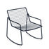 Rocking chair Rio R50 / Métal - Emu