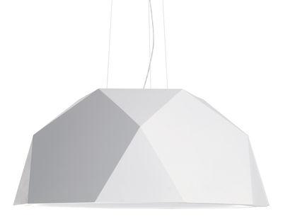 Suspension Crio Ø 115 cm - Fabbian blanc en métal