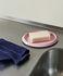 Waffle Tea towel - / Set of 2 by Hay