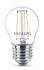 Ampoule LED E27 Sphérique filament / 2W (25W) - 250 lumen - Philips