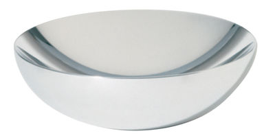 Arts de la table - Corbeilles, centres de table - Coupe Double / Ø 32 cm - Alessi - Acier poli - Acier poli