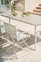 Ciak Folding armchair - / ABS armrests by Emu
