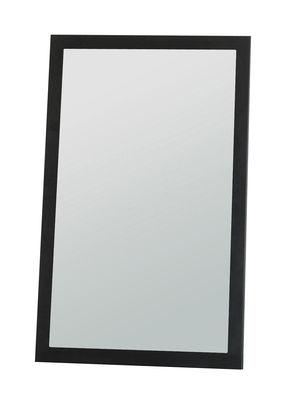 Furniture - Mirrors - Big Frame Mirror by Zeus - 210 x 130 cm - Phosphated steel