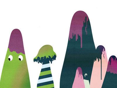 Image of Sticker Adopt me - Set di 8 Mini stickers di Domestic - Multicolore - Materiale plastico/Carta