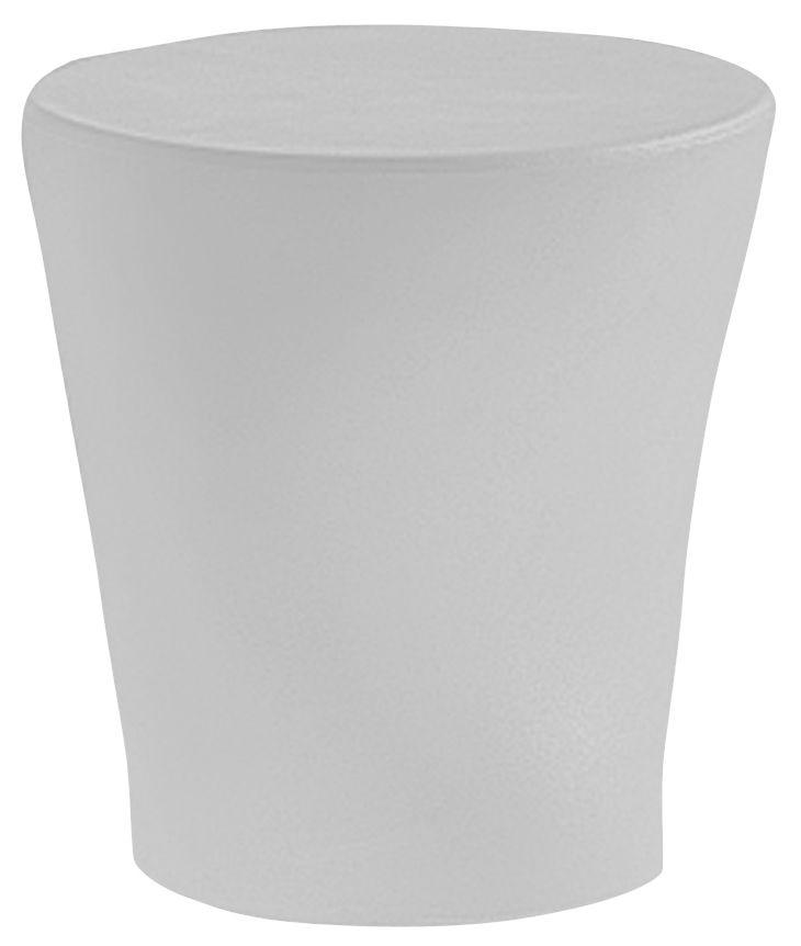 Arredamento - Tavolini  - Tavolino d'appoggio Tokyo Pop di Driade - Bianco - Polietilene