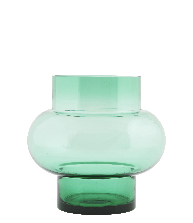 Vase Forms Von House Doctor Klein Grün H 16 X ø 17 Made In