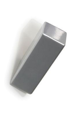 Möbel - Garderoben und Kleiderhaken - Off the wall Wandhaken - Thelermont Hupton - Silberfarben - rostfreier bemalter Stahl