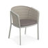 Carousel Armchair - / Synthetic rope & metal by Emu