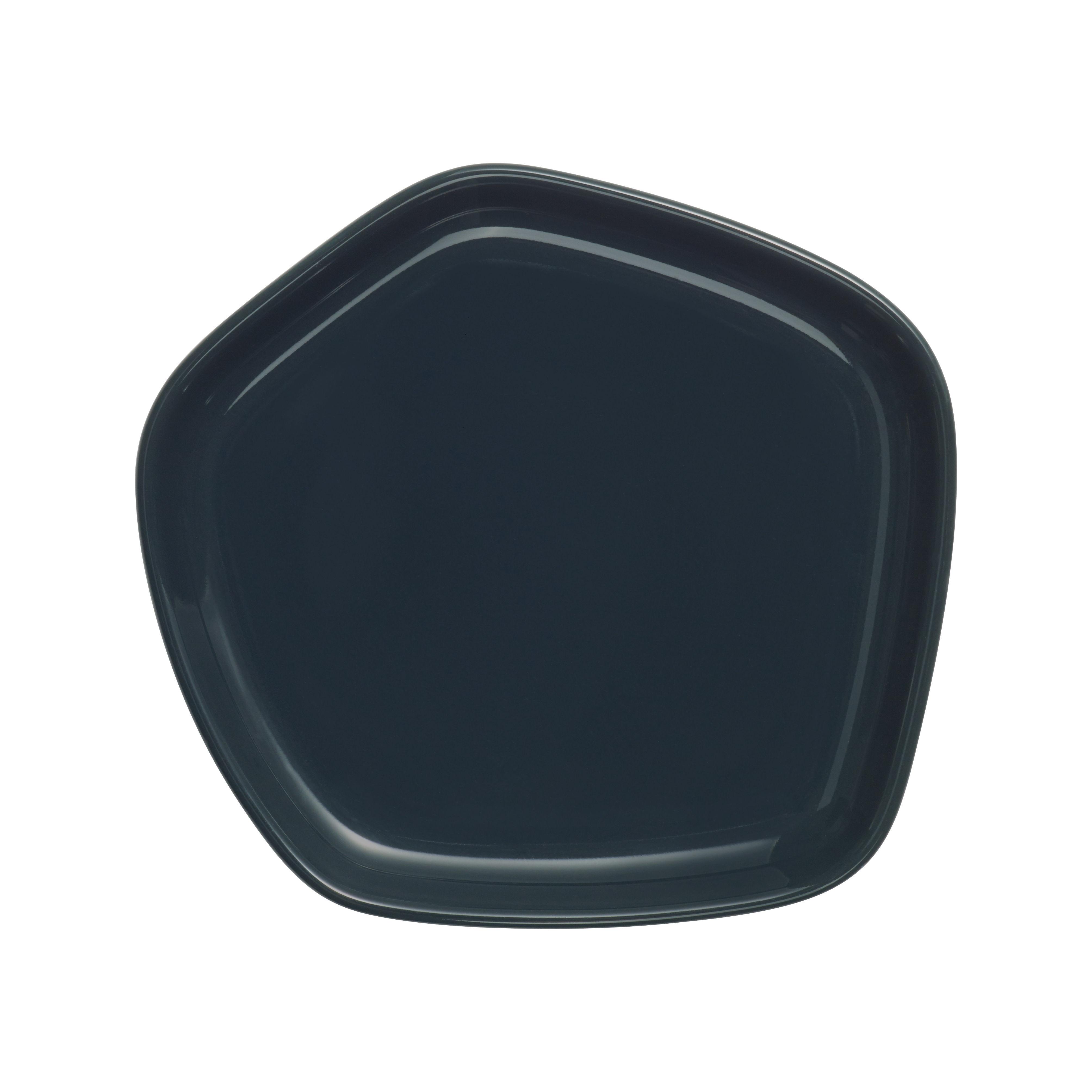 Arts de la table - Saladiers, coupes et bols - Coupelle Iittala X Issey Miyake / Ø 11 cm - Iittala - Vert foncé - Porcelaine