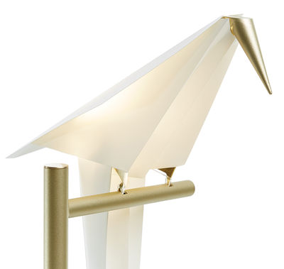 BlanclaitonMade Moooi Perch Oiseau In Led Lampe Light Design WE2He9IDY