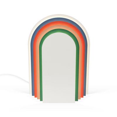 Luminaire - Lampes de table - Lampe de table Cemi LED / Acier - Presse citron - Multicolore - Acier laqué