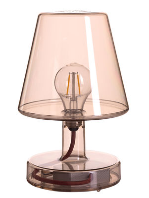 Lampe Ohne Kabel Transloetje Von Fatboy Braun H 25 5 Made In