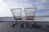 Rocking chair Paon / Métal & bambou - Houe