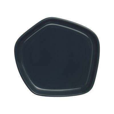 Tischkultur - Salatschüsseln und Schalen - Iittala X Issey Miyake Schale / Ø 11 cm - Iittala - Dunkelgrün - Porzellan