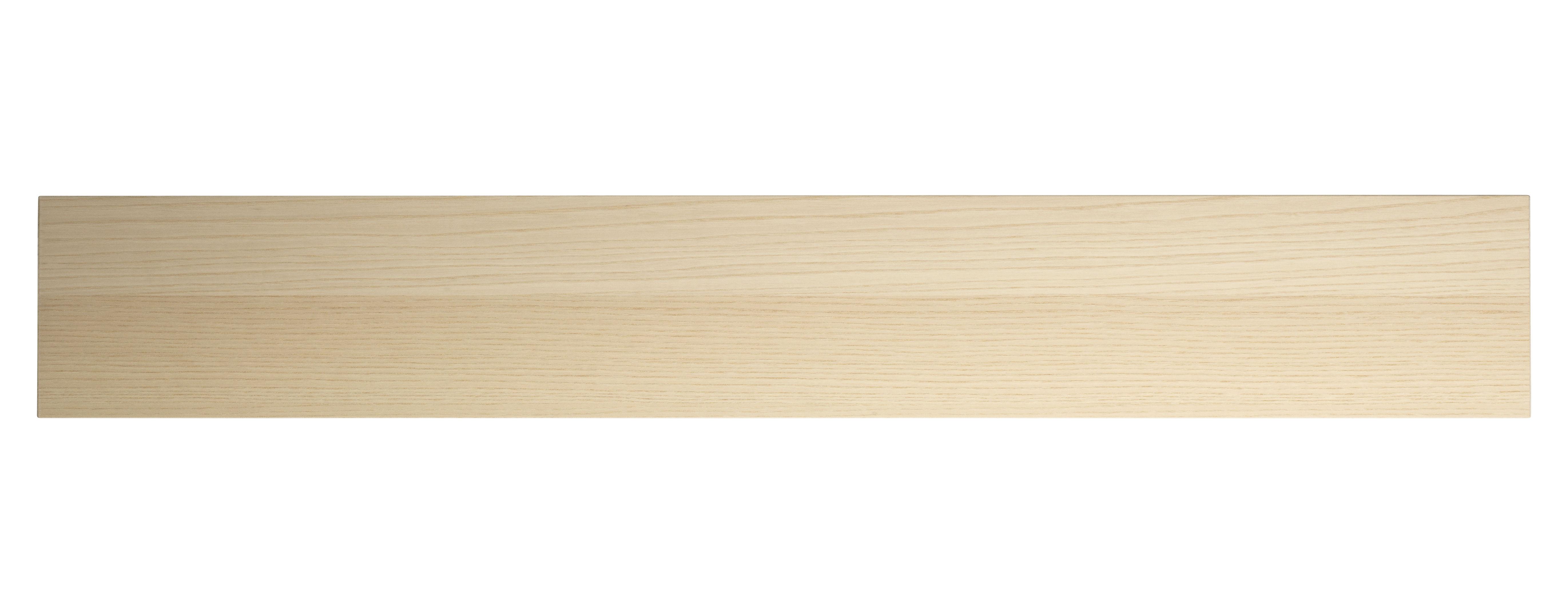 Furniture - Bookcases & Bookshelves - Plio Shelf - Oak - L 160 cm by Presse citron - Oak - Solid oak