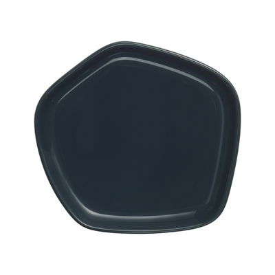 Tableware - Bowls - Iittala X Issey Miyake Small dish - Ø 11 cm by Iittala - Dark green - China