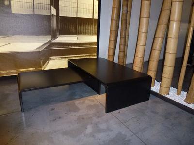 basse Basso Solitaire 95 65 Zeus cm Table 25 x H x 4LAj53R
