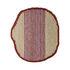 Tappeto Uilas Small - / 180 x 200 cm - Fibre naturali di ames