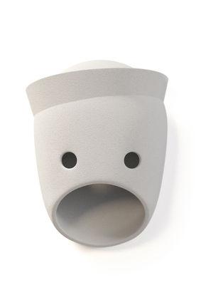 Leuchten - Wandleuchten - The Party Glenn Wandleuchte / LED - Keramik - Moooi - Glenn / Weiß - Keramik
