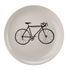 Assiette à dessert Bikes / Ø 20 cm - Set de 6 - Pols Potten