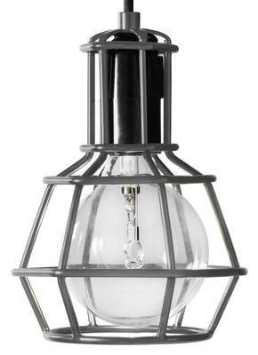 Luminaire - Lampes de table - Lampe Work / à poser ou suspendre - Edition limitée - Design House Stockholm - Gris - Métal peint