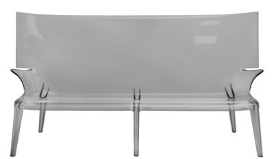 Uncle Jack Sofa / L 190 cm - Kartell - Rauch