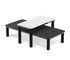 Tavolino Spotty - / 80 x 40 x H 40 cm di Zanotta