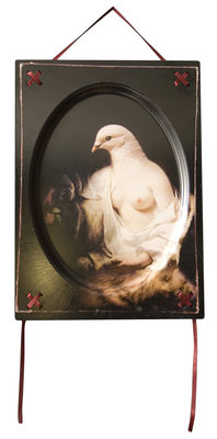 Tableware - Trays - Betty Tray - Reversible frame by Ibride -  - Compact stratified layers
