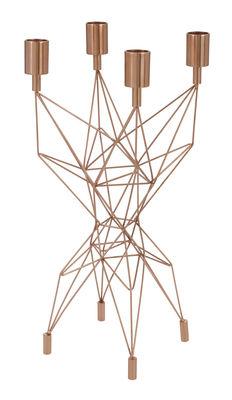 Chandelier Pylon - Tom Dixon cuivre en métal