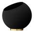 Globe Flowerpot - / Ø 43 cm - Metal by AYTM