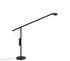 Lampada da tavolo Fifty-Fifty - / Orientabile - H 60 cm di Hay