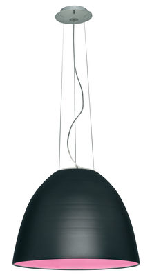 Suspension Nur Mini Ø 36 cm - Artemide anthracite en métal
