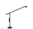 Fifty-Fifty Table lamp - / Adjustable - H 60 cm by Hay