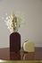 Vase Eos Large / L 16 x H 30 cm - Céramique peinte à la main - ENOstudio