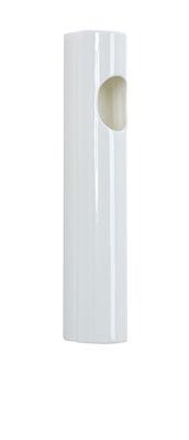 Dekoration - Vasen - Hover Vase / zum Befestigen an der Wand - Thelermont Hupton - Weiß - Chinaporzellan