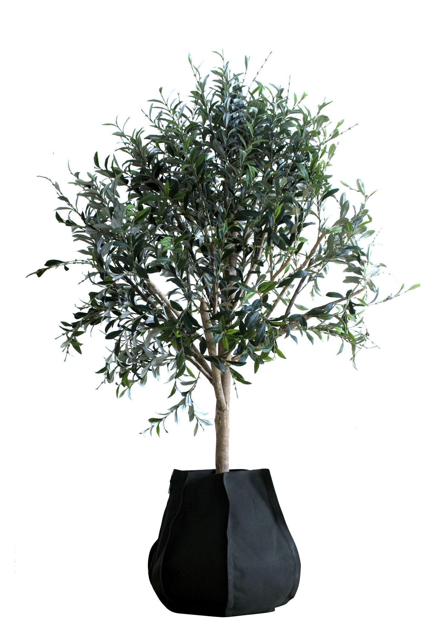 Outdoor - Töpfe und Pflanzen - Urban Garden Sack Blumentopf Tasche / 15 Liter - Authentics - M - Schwarz - Polyester-Gewebe