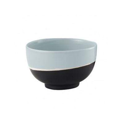 Bol Sicilia / Ø 12,5 cm - Maison Sarah Lavoine noir en céramique