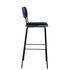 Chaise de bar Double Jeu / H 76 cm - Rembourré - Maison Sarah Lavoine