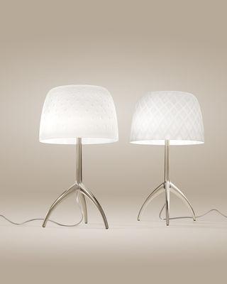 Lampada Da Tavolo Lumiere Grande 30th Di Foscarini Bianco Made In Design