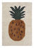 Fruiticana - Ananas Rug - / Wide - Handwoven by Ferm Living